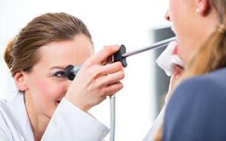 Сухость в носоглотке — причины и лечение пересыхания в горле