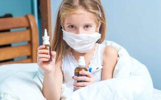 У ребенка не проходит насморк: особенности лечения