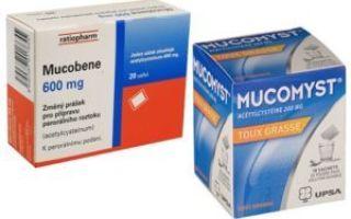 АЦЦ при каком кашле принимать: можно или нет вылечить болезнь данным медикаментом