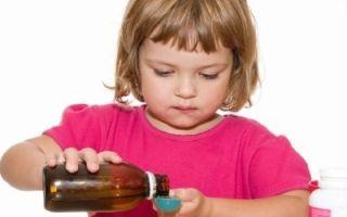 Геделикс сироп для детей — область применения препарата, формы выпуска и аналоги