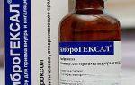 Амброгексал раствор для приема внутрь и ингаляций: инструкция по применению