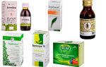 Доктор Тайсс сироп от кашля с подорожником: состав и инструкция по применению лекарства
