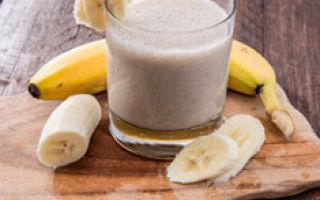 Банан от кашля рецепт взрослому — всё о простуде и отзывы пациентов