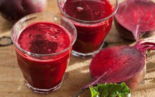 Свекольный сок при насморке — как правильно закапывать, рецепты