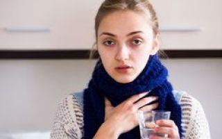 Что-то мешает в горле, ощущение инородного тела — причины и лечение