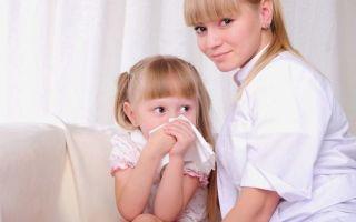 Насморк у ребенка в 1 год — чем лечить и как вылечить