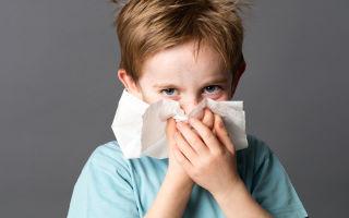 Вазомоторный ринит у детей: симптомы и лечение, что это такое?