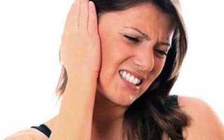 Болит голова за ухом справа: причины, диагностика, лечение