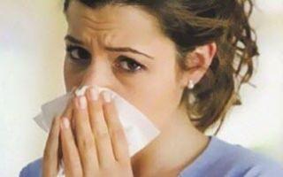 Средства от заложенности носа и народная медицина: эффективные способы лечения