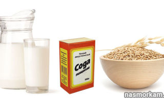 Молоко с содой от кашля для детей и взрослых: примеры рецептов, рекомендуемые пропорции, противопоказания к применению