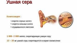 Серные пробки в ушах как удалить самостоятельно, дома