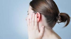 Боль в ухе при глотании причины, симптомы, лечение, почему болит ухо при глотании