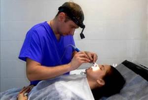 Прижигание кровоточащего сосуда в полости носа: как проводится