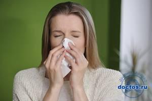 Течет из носа и чихаю что делать - причины и патолокии