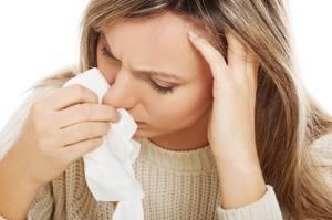 Кровь из носа причины - виды носовых кровотечений, профилактика