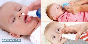 Морская вода для промывания носа - обзор эффективных препаратов