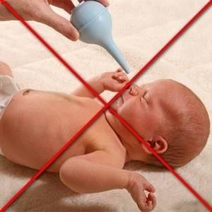 Насморк у ребенка как и чем быстро вылечить сопли
