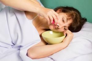 Гнойный ринит у взрослого: лечение соплей