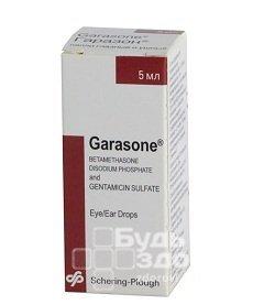 Гаразон - способ применения и дозы препарата. Механизм действия.