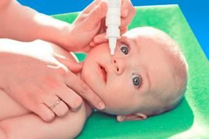 Грудничок хрюкает носом но соплей нет - как помочь новорожденному