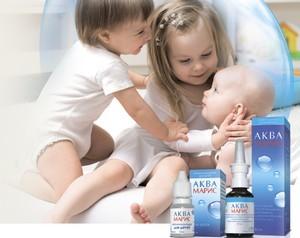 Аквамарис для детей - инструкция по применению и состав
