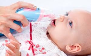 Как почистить носик новорожденному: общие рекомендации