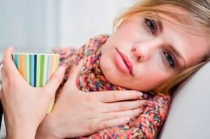 Чем облегчить боль в горле при ангине у взрослого