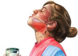 Йодинол полоскание горла детям: Применение при разных болезнях