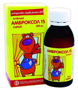 Таблетки и сироп Амброксол при каком кашле принимать и инструкция