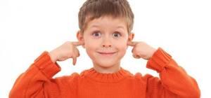 Нарушение слуха у детей: причины, диагностика и лечение