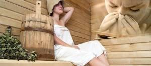 Можно ли париться при простуде - в чем польза процедуры