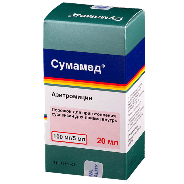 Антибиотик для детей при кашле названия, список лекарств