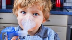 Остаточный кашель у ребенка как вылечить. Ингаляции для лечения.