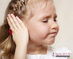 Почему закладывает уши и шумит в голове - причины возникновения