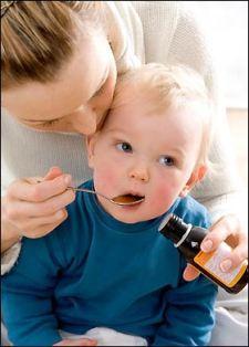 Как лечить приступы сухого кашля у ребенка
