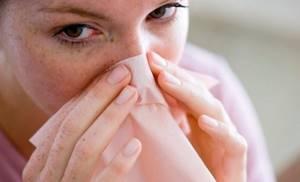 Мазок на эозинофилы из носа, нейтрофилы и другие клетки