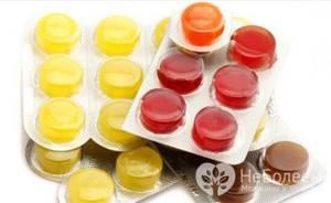 Леденцы от кашля недорогие но эффективные - обзор популярных аптечных препаратов