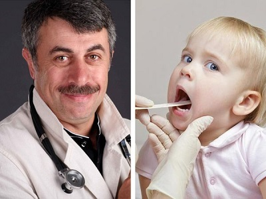 Доктор комаровский ларингит у детей лечение, причины заболевания