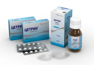 Цетрин - все аналоги и цены на препарат