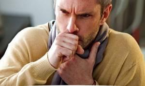 Сильный сухой кашель у взрослого до рвоты, чем лечить