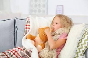 Народные средства при сухом кашле для детей: рецепты и лекарство