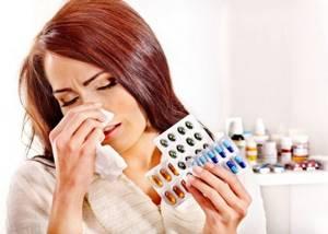 Лекарства от простуды при грудном вскармливании: препараты