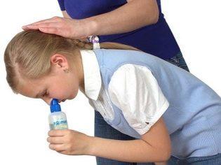 Долфин для промывания носа для детей. Инструкция по применению