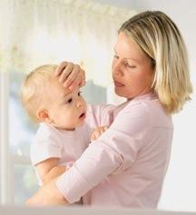 Простуда у грудничка почему болеют маленькие дети