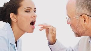 Симптомы хронического тонзиллита: тонзиллитовые пробки, причины