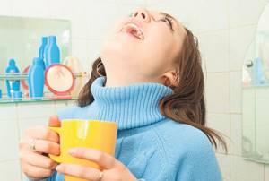 Фурацилин при беременности приготовление раствора и полоскание горла