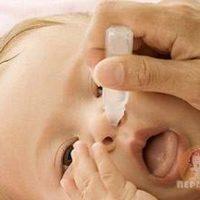 Заложен нос у грудничка причины и лечение, первая помощь