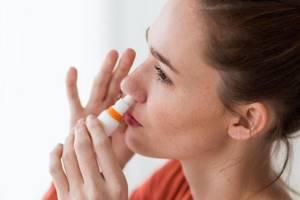 Капли в нос Изофра, инструкция по применению спрея для детей