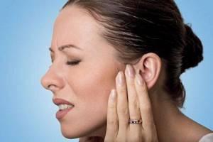 Заложило уши при насморке причины и лечение