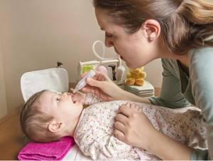 Кашель от соплей у ребенка чем лечить - методы терапии